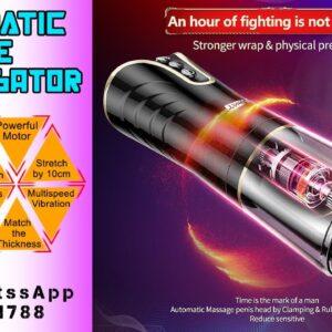 Automatic Male Masturbator | Wireless Masturbation Toy | Best Male Sex Toys in India @8017001788